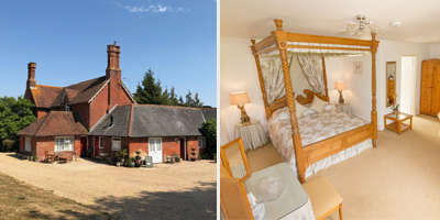 Leygreen Farmhouse bed and breakfast