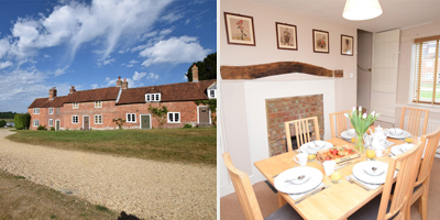 The Shipwrights holiday cottage