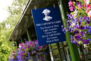 Captain's Cabin Tea Rooms